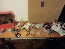 Workspace A